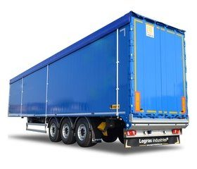 Legras Industries The Moving Floor Trailer Specialist