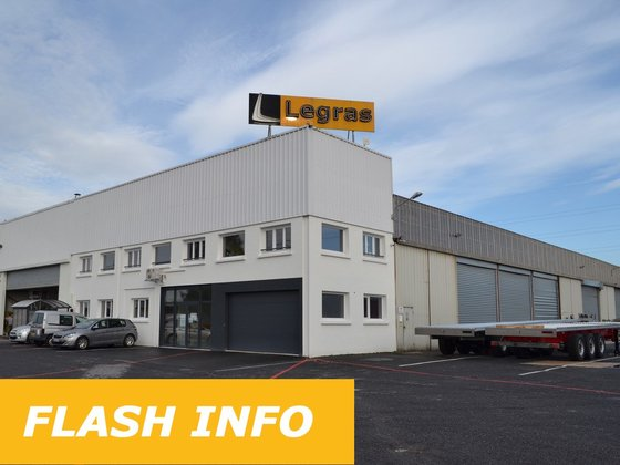 DUE TO INCREASED DEMAND, LEGRAS INDUSTRIES HAVE ADDED A NEW PRODUCTION FACILITY DEDICATED TO THE MANUFACTURE OF SIDE DOOR AND AGRI MOVING FLOOR TRAILERS