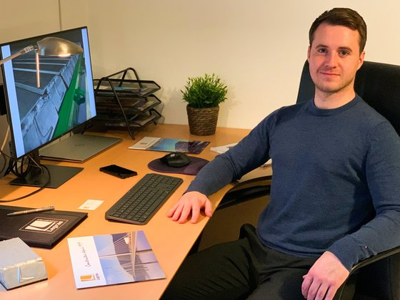 NEW AREA MANAGER FOR THE NORDIC COUNTRIES